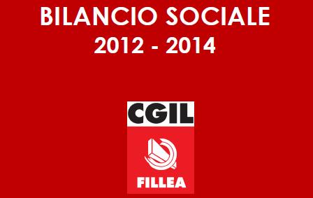 PUBBLICATO IL BILANCIO SOCIALE DELLA FILLEA CGIL DI MILANO (2012-2014)